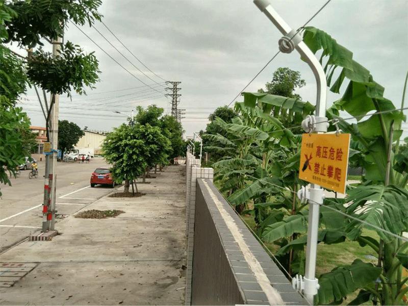 电子围栏安防系统