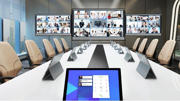 安防监控系统安装公司谈智能会议室建设