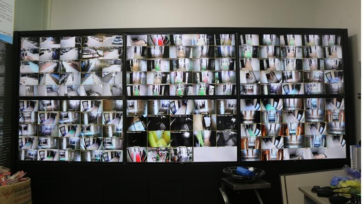 监控系统安装论云存储解决视频监控存储需求和弊端