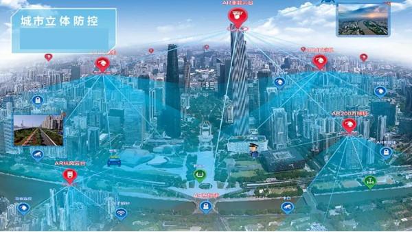 实景指挥系统基于城市图像监控系统可实现哪些效果