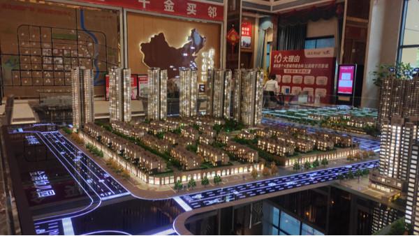 广西浦北奥园弱电智能化工程项目