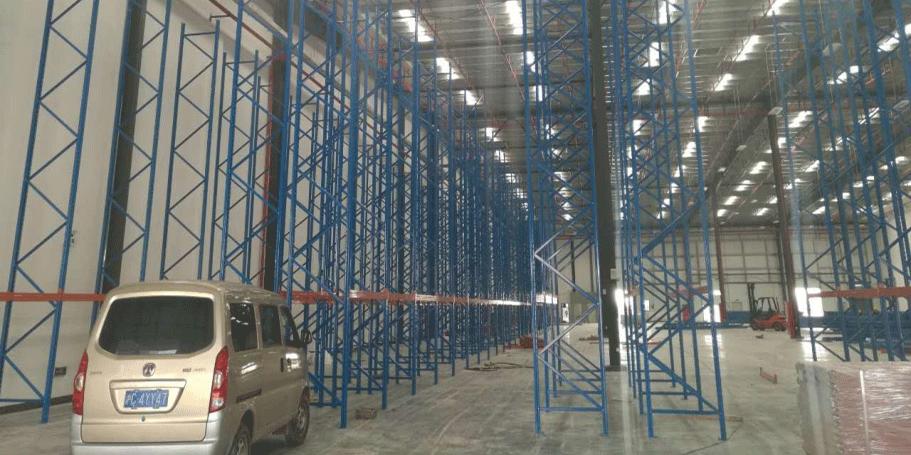 家乐福物流仓储(高清监控系统、综合布线、仓库无线整体覆盖)