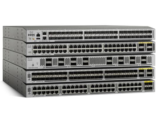思科Cisco Nexus 3000 系列交换机