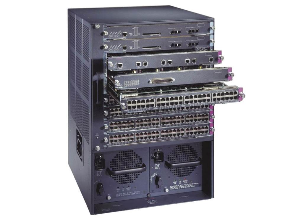 思科交换机WS-C6509-E