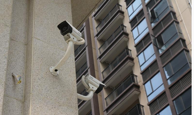 监控摄像头安装