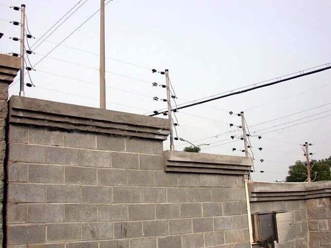 独立式电子围栏