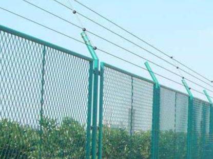 附属式电子围栏