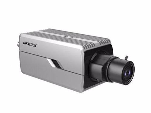 海康威视深眸智能人脸筒型网络摄像机