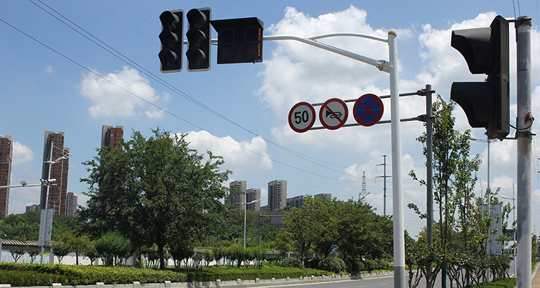 道路监控系统