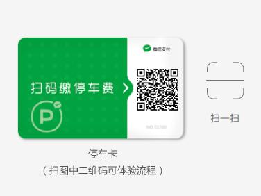 智慧停车场微信支付系统