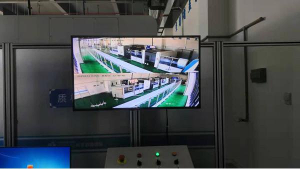松山湖材料实验室安防高清监控系统工程案例