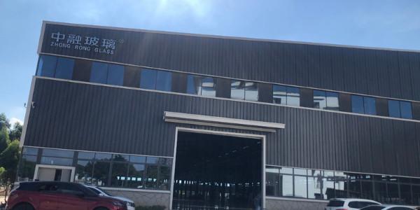佛山市中融昊特玻璃有限公司工厂车间弱电智能化工程