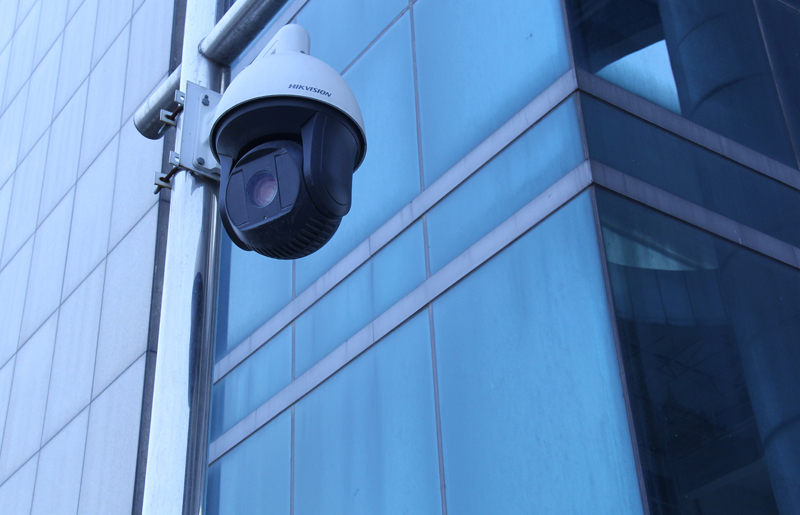 高清监控系统